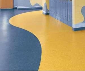 医院PVC弹性地板应用设计方案沅江
